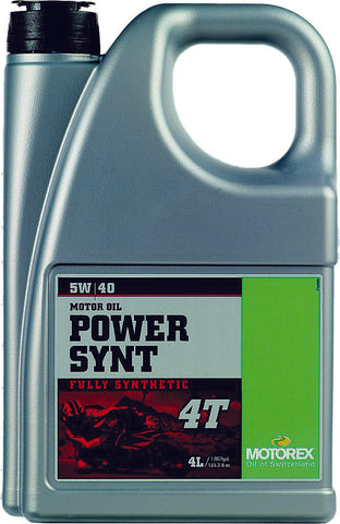 Power Synthetic 4T 5W40 (4 Liters)
