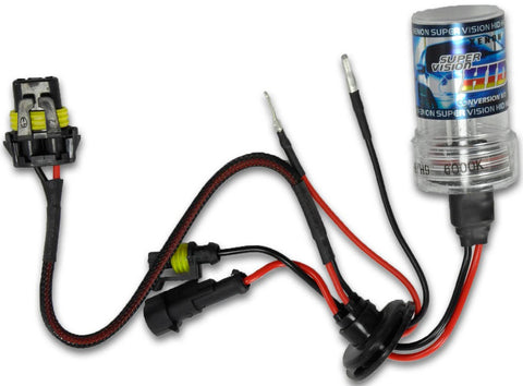 Hid Repl Bulb H9 White