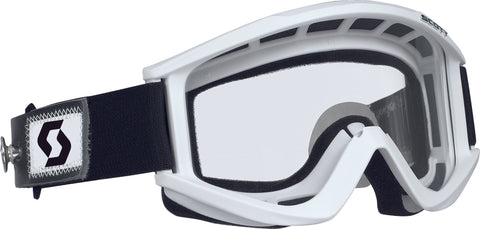 Recoil Speed Strap Goggle (Whi Te)