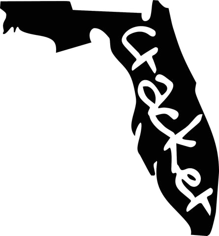 FLORIDA CRACKER STICKER