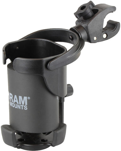 Lg Cup Holder W/Claw Mnt