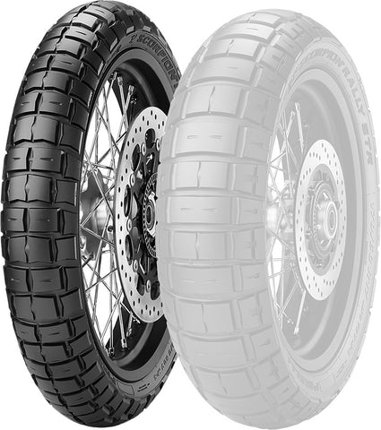 Tire 120/70R19 Scorp Rally Str