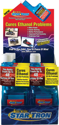 Enzyme Fuel Treatment 8Oz 6/Pk W/Counter Display