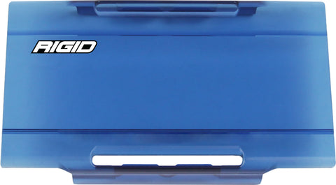 "Rigid Cover 6"" E-Series (Blue)"