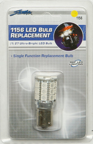 Led Replacement Bulb 1156 (Amber)