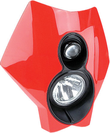 X2 Dual Sport Halogen Light (Red)