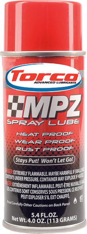 Mpz Spray Lube 8Oz