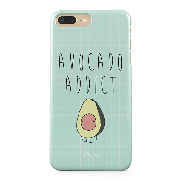 avocado iphone 8 plus case