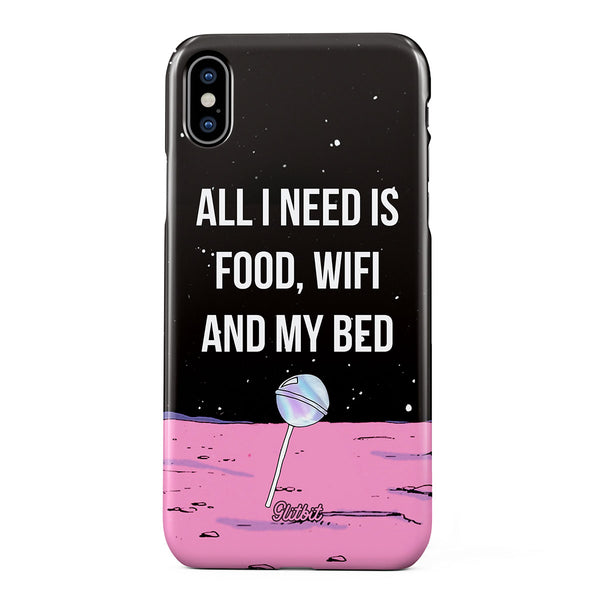 FOOD WIFI BED