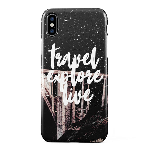 TRAVEL EXPLORE LIVE
