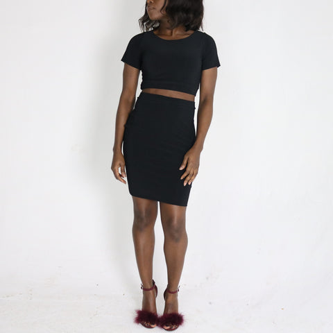 Asha 'short bandage' Skirt
