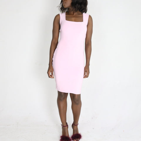 Reni 'tie back' Dress