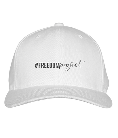#FREEDOM Project White Cap