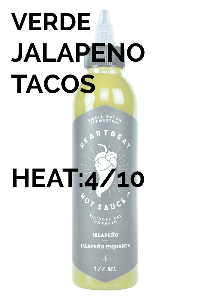 Heartbeat Hot Sauce | Jalapeno