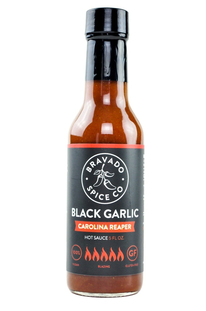 Bravado | Black Garlic Carolina Reaper