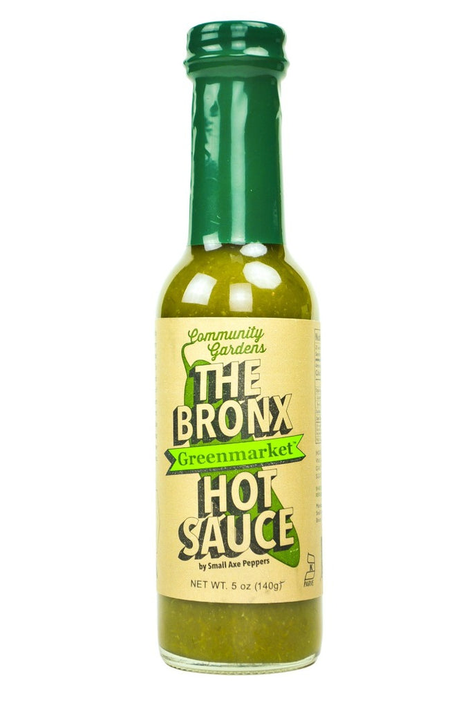 The Bronx Green Hot Sauce