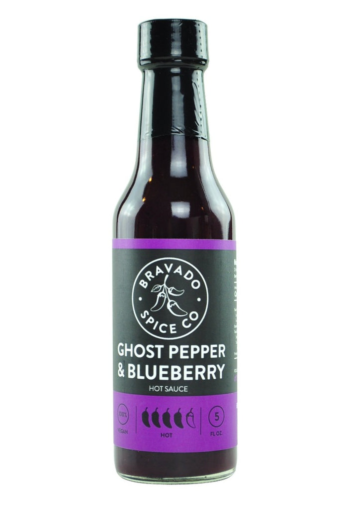 Bravado | Ghost Pepper & Blueberry Hot Sauce