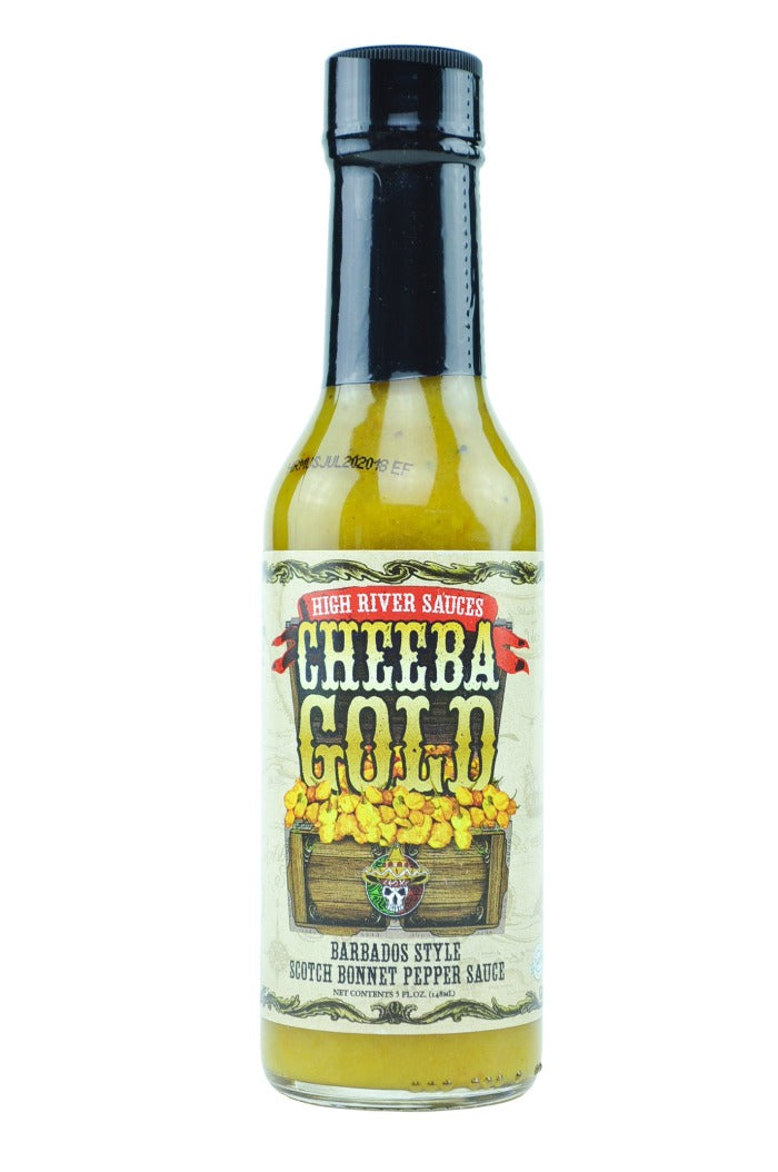 High River Sauces | Cheeba Gold