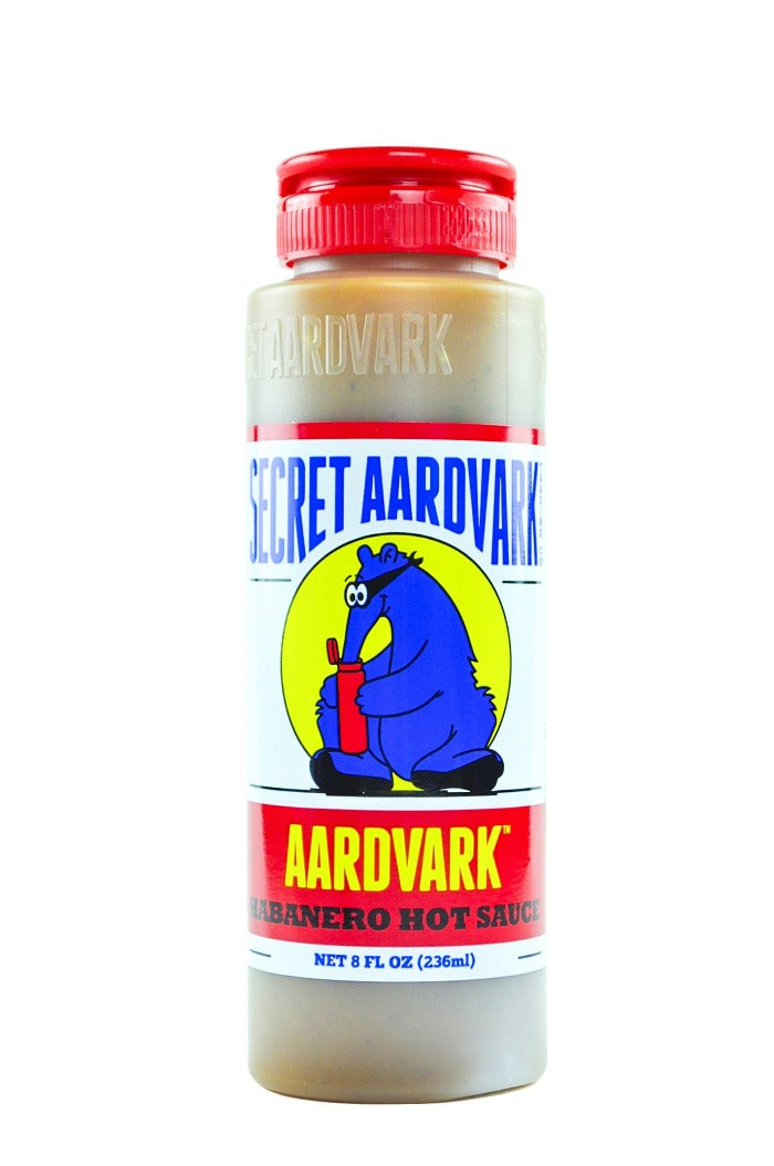 Secret Aardvark | Habanero Hot Sauce