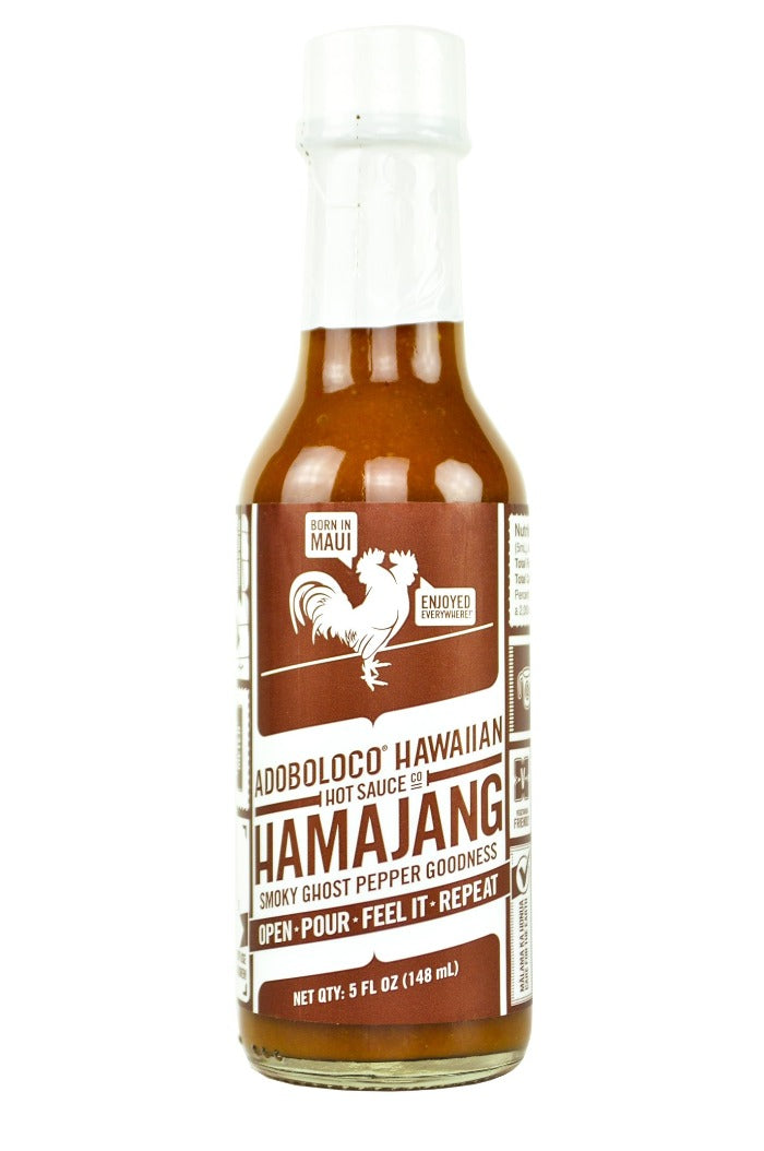 Adoboloco | Hamajang Kiawe Smoked Ghost Pepper