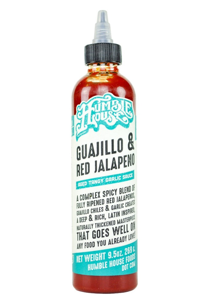 Humble House | Guajillo & Red Jalapeno