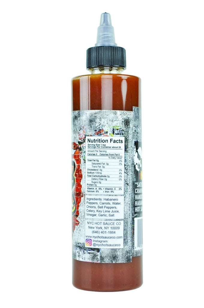 NYC Hot Sauce Company | NYC Hot Sauce