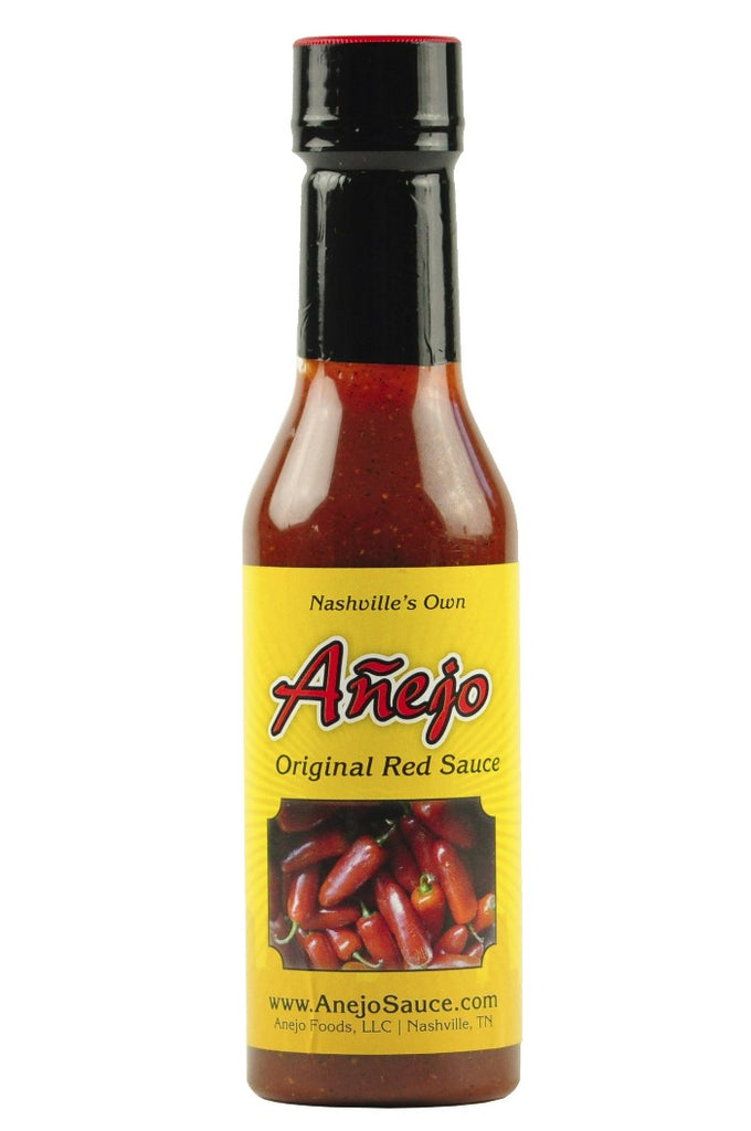 Anejo Pepper Sauce | Red