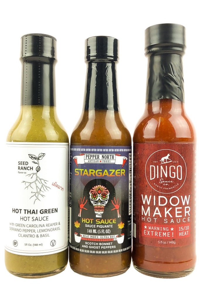 Hot Ones Season 11 Heat Pack