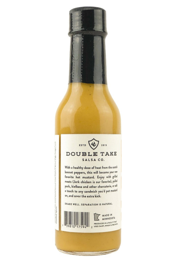 Double Take Salsa Co | Scotch Bonnet Mustard