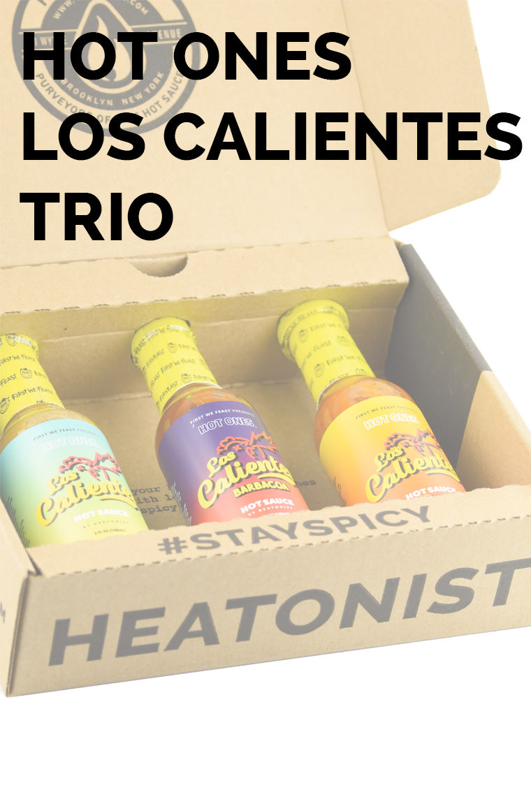 Hot Ones | Los Calientes Trio