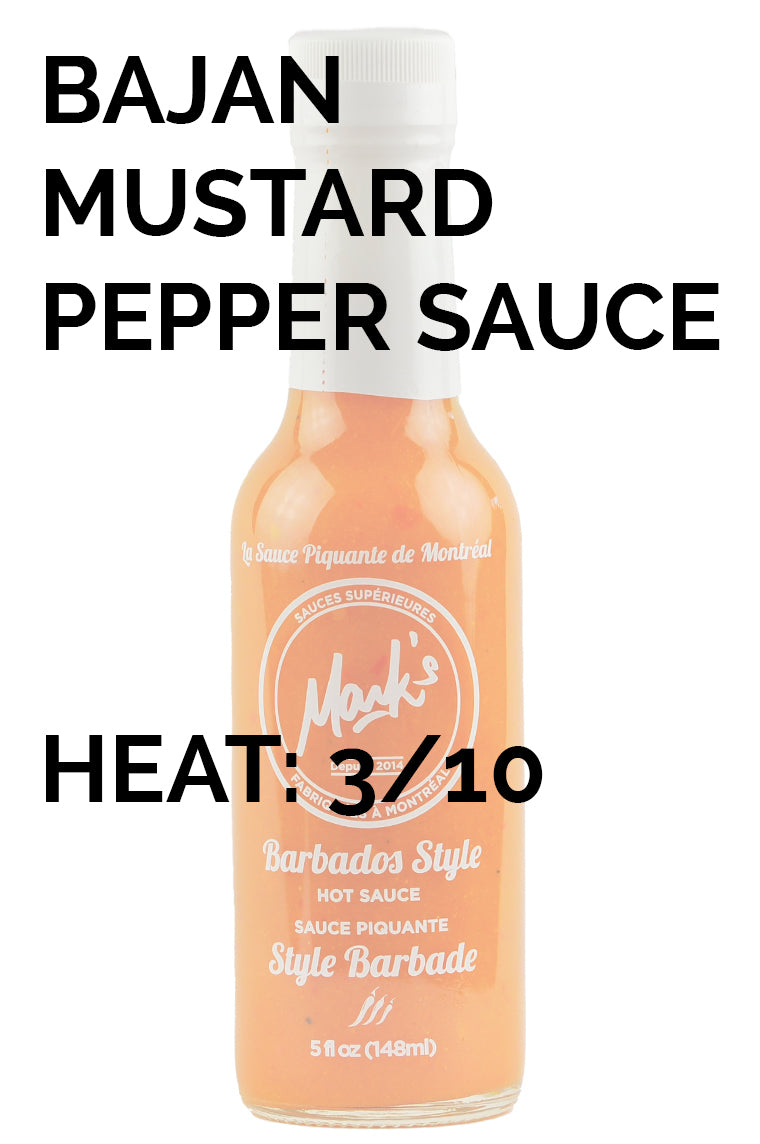 Mark's Hot Sauce | Barbados Style