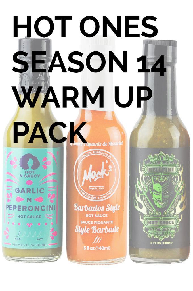 Season 14 Warmup Pack