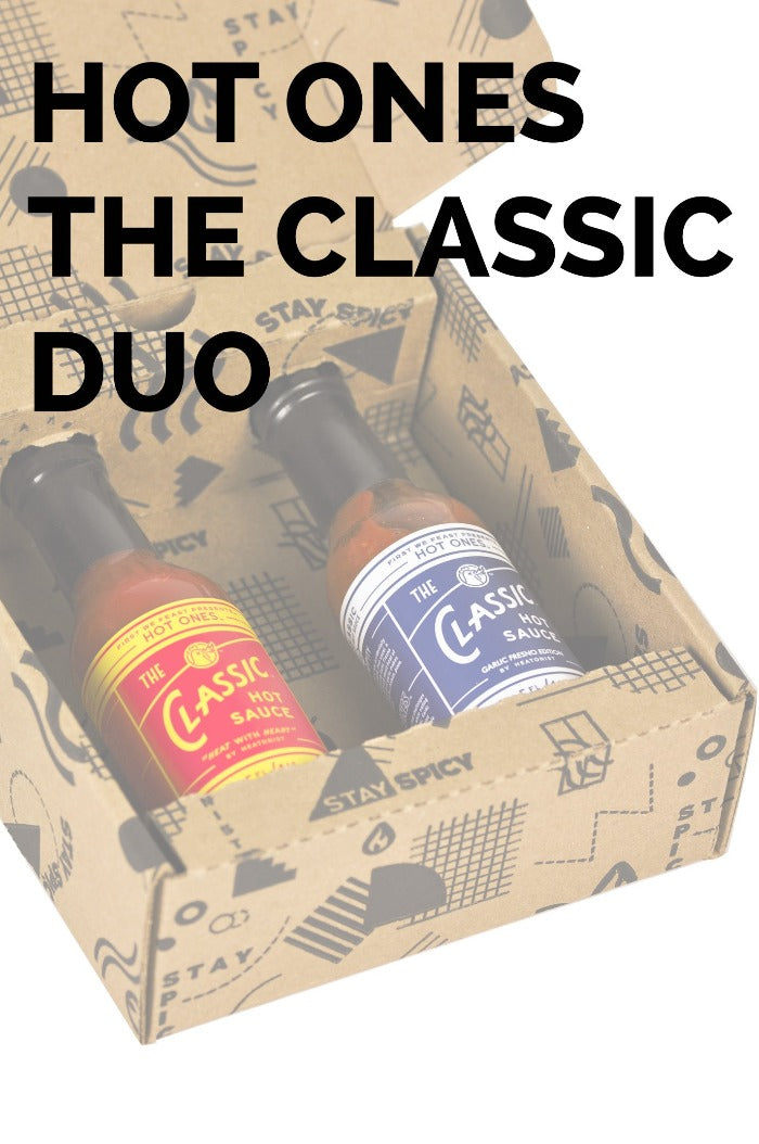Hot Ones | The Classic Duo