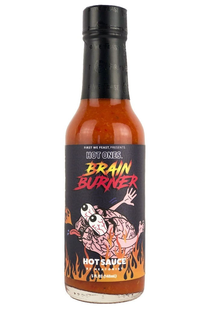Hot Ones | Brain Burner