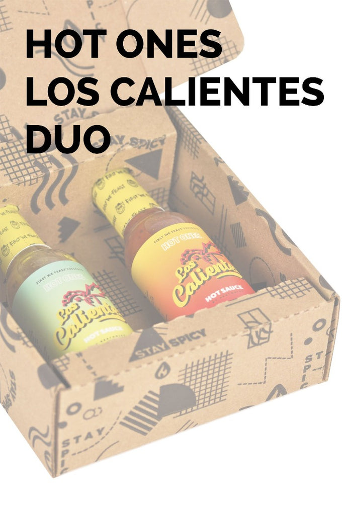 Hot Ones | Los Calientes Duo