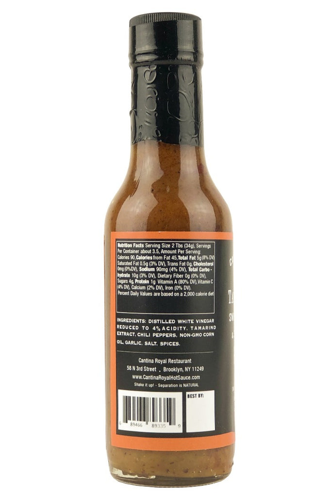 Cantina Royal Hot Sauce | Tamaulipeka