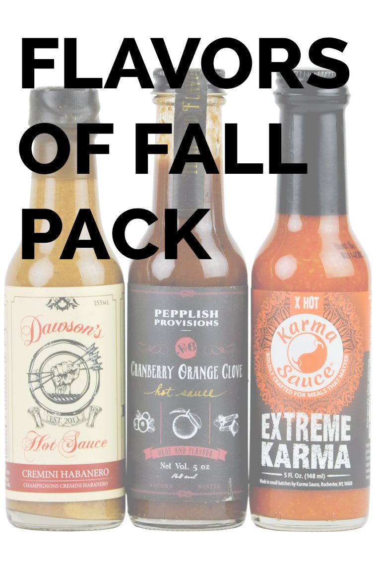Flavors of Fall Pack
