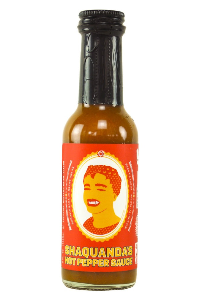 Shaquanda's | Hot Pepper Sauce