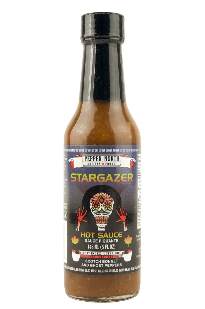 Pepper North | Stargazer