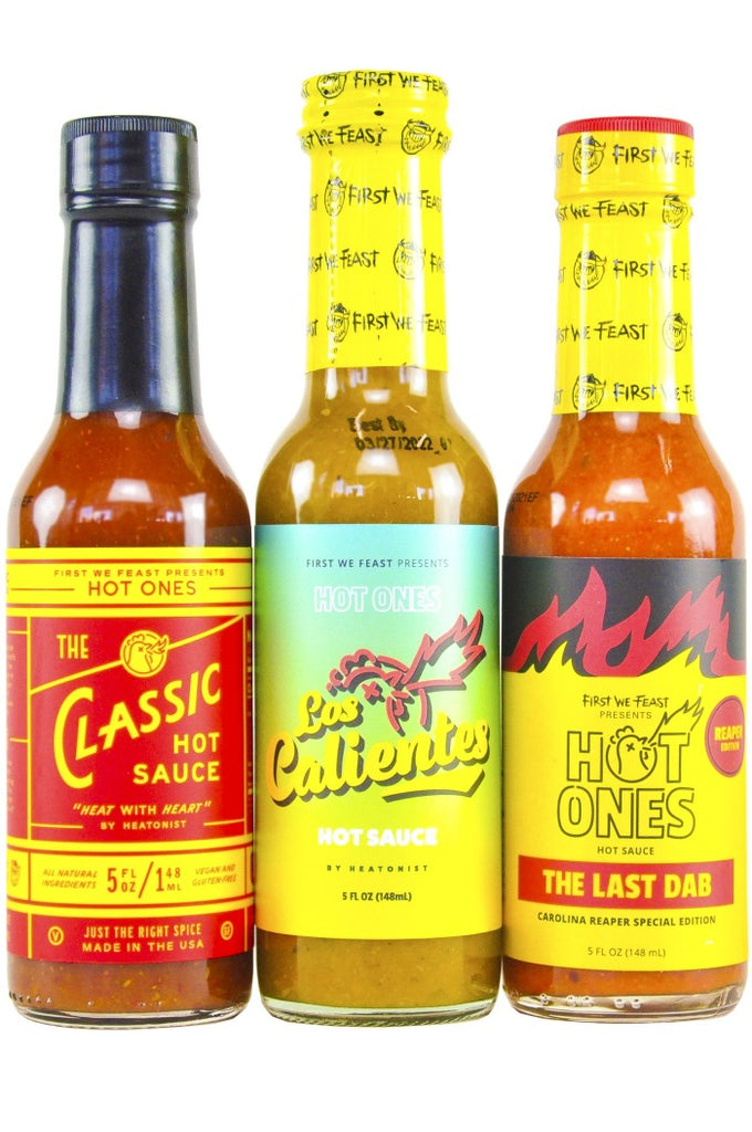 Hot Ones Trio Pack - Reaper Edition