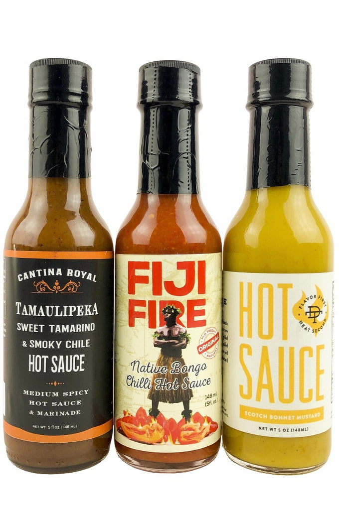 Hot Ones Season 11 Warmup Pack