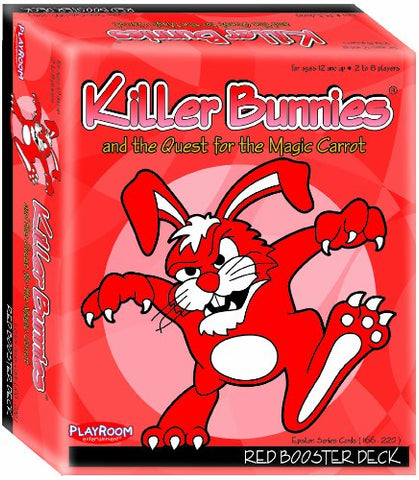Killer Bunnies Red Booster