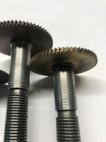 "Feedscrews - Presto 6d or ""The Presto Recorder"""
