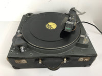 Restored and Working Vinyl Record Cutting Lathes