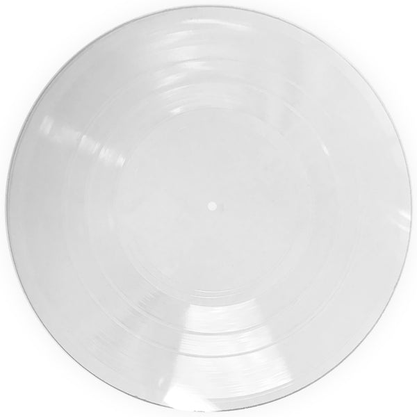"12"" Embossing Circles - Clear"