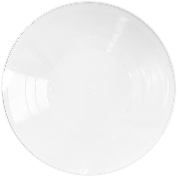 "12"" Embossing Circles - White"