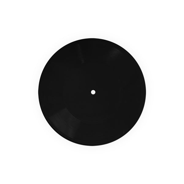 "7"" Embossing Circles - Black"