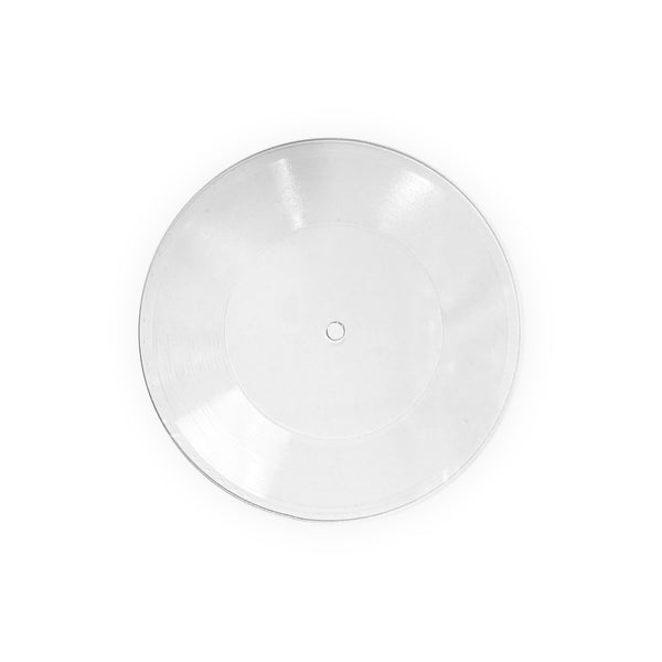 "7"" Embossing Circles - Clear"