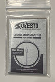 Sapphire Embossing Stylus (Thin Shank) by Presto Recording Co