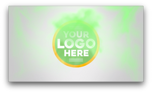Smoke Logo Video